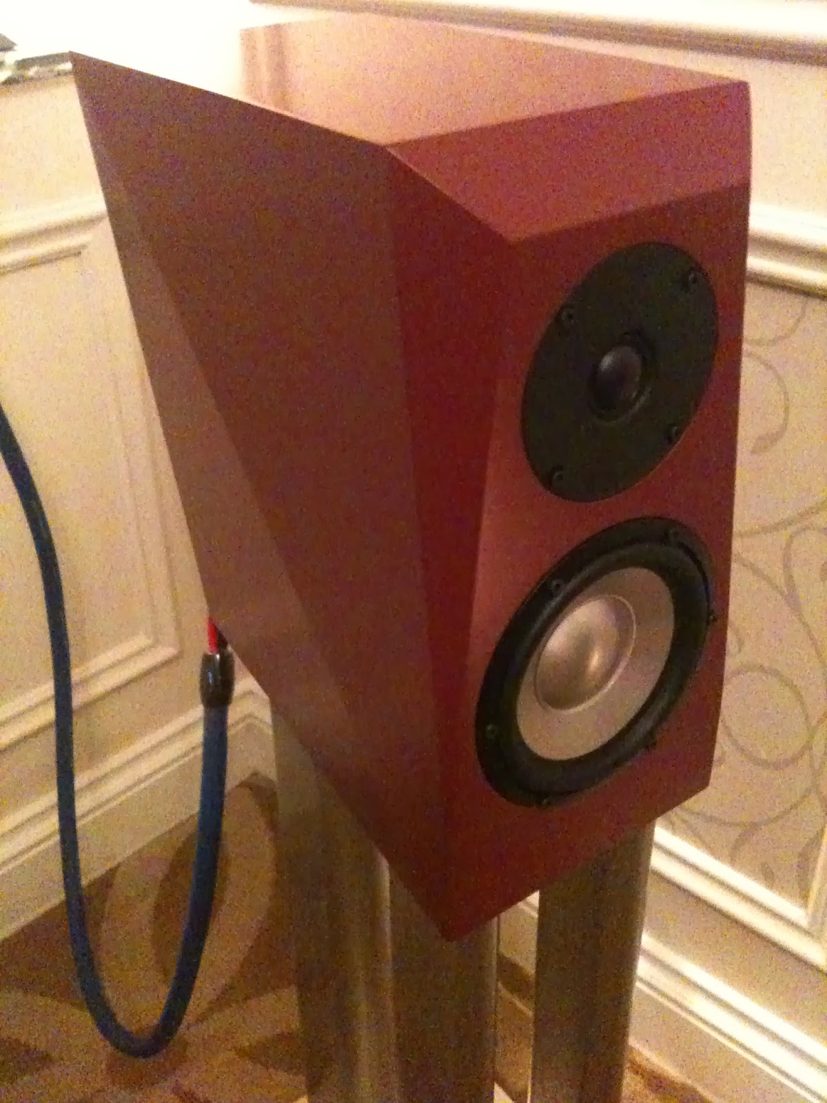 The vinyl anachronist joseph audios new speakers at the 2014 ces its no secret that jeff joseph has discovered how to get a small speaker to sound like a really big speaker have you heard the joseph audio pulsar sciox Image collections