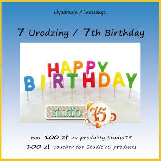 7th Birthday 05/07