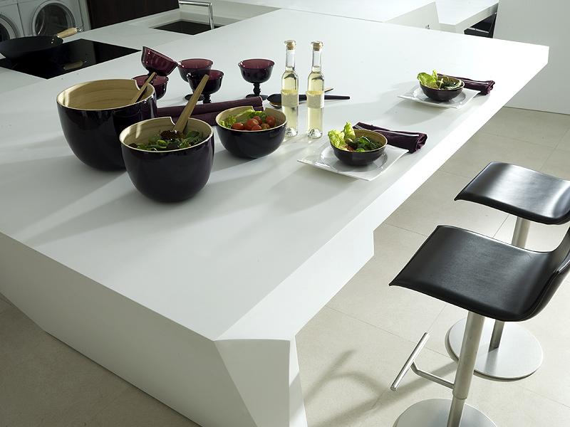 Porcelanosa apuesta por el krion® en sus encimeras de cocina ...