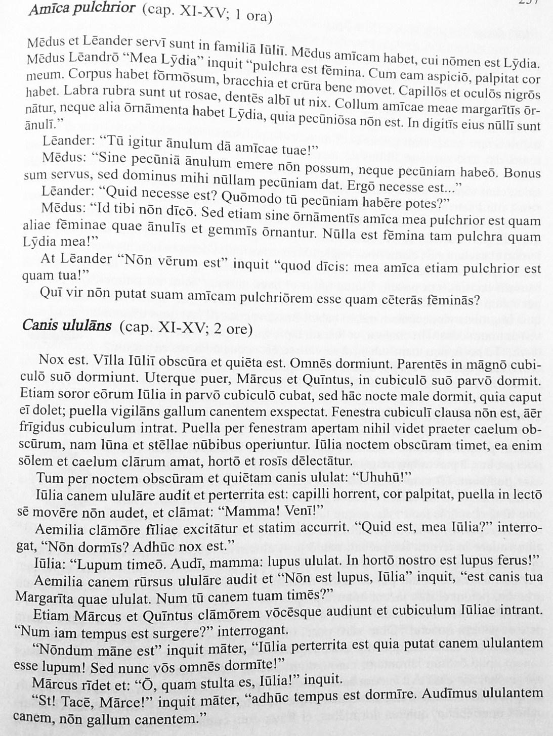 raccolta di frasi celebri e detti latini Saint
