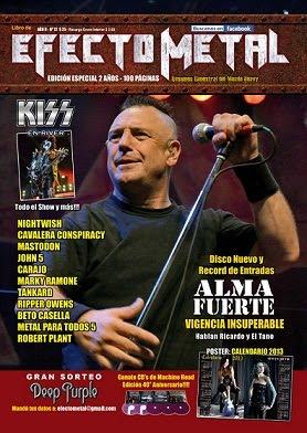 ¡¡Revista Efecto Metal Nuevo Número!!