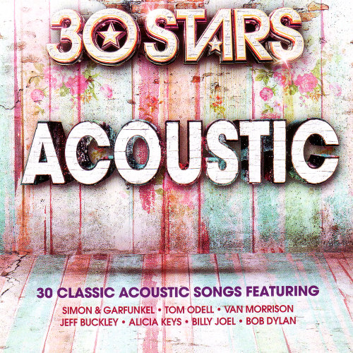 Download [Mp3]-[Hit Music Acoustic] Various Artists – 30 Stars Acoustic Classic Songs Featuring (2015) @320kbps 4shared By Pleng-mun.com