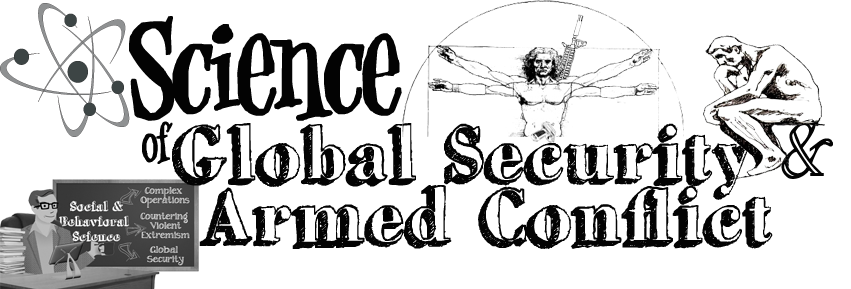 Science of Global Security &amp; Armed Conflict