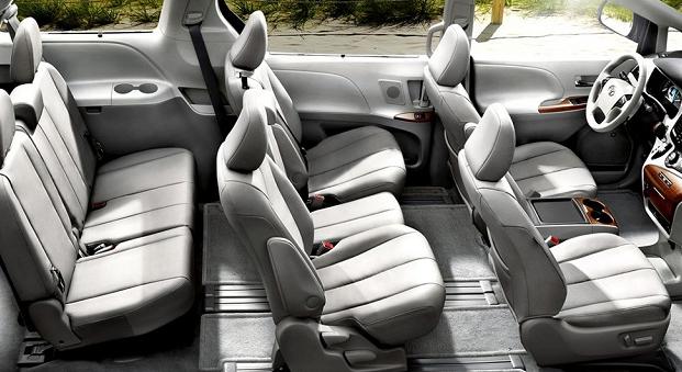 2017 Toyota Sienna Redesign