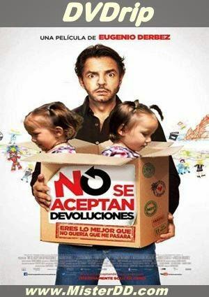 No se aceptan devoluciones (2013) [DVDRip]