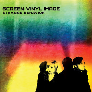 Screen Vinyl Image - Strange Behavior