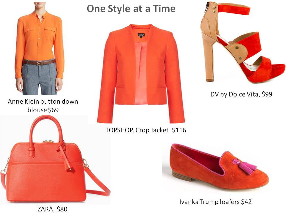 Orange Is The New…Fall MUST Have