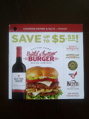 Sutter winetag - Build a Better burger