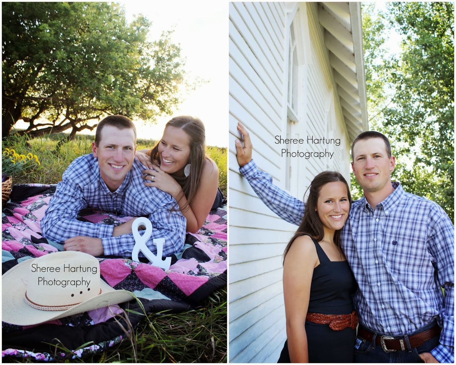 Kacie and Lane's Engagmenet