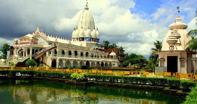 ISKCON Temple Siliguri (West Bengal), India