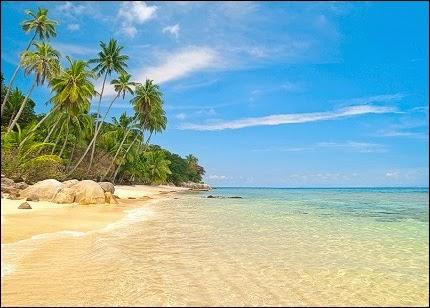 Pulau Perhentian - Daftar Tempat Liburan di Malaysia