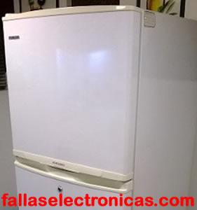 Diagrama refrigerador    Samsung    cooltech   Fallaselectronicas