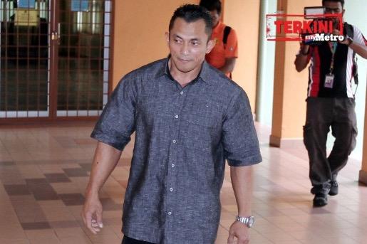 Sazali Samad kantoi positif steroid