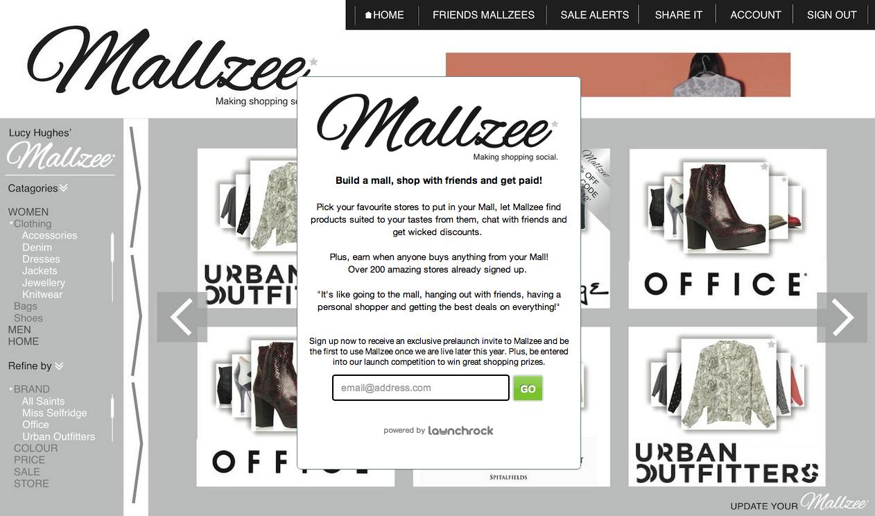 Mallzee: Social Online Shopping!