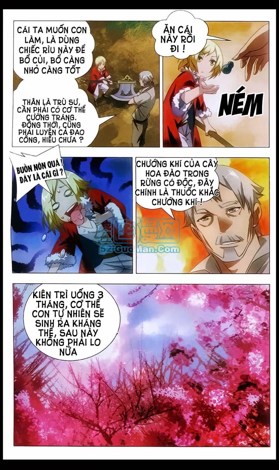 Băng hỏa ma trù trang 16