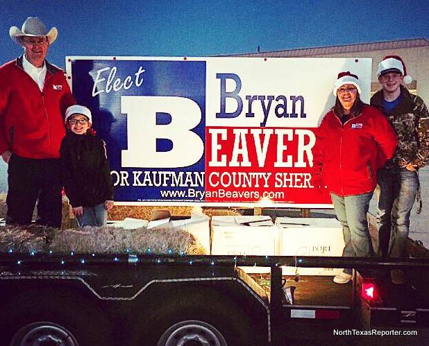 Bryan Beavers is following a family legacy.