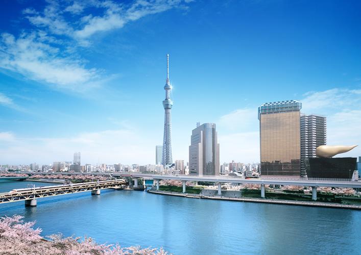 Tokyo Skytree - Dreams Destinations