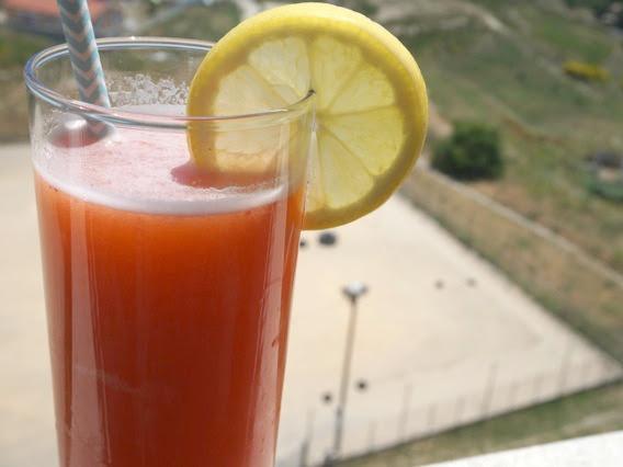 Recette Limonade Fraise Citron