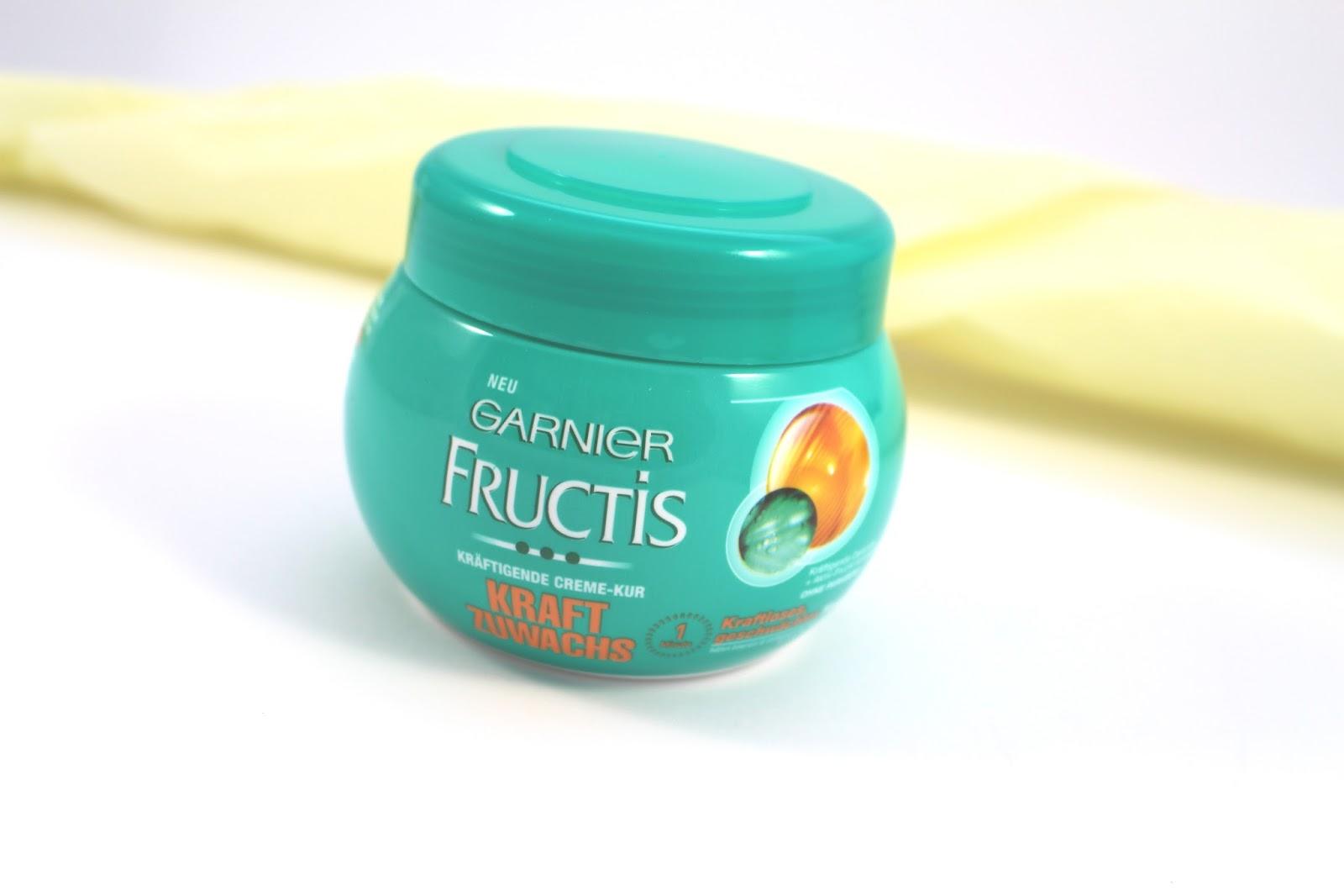 testen testen im test garnier fructis kraftzuwachs fà r