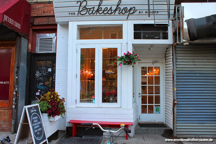 The Bakeshop by Whoops Brooklyn New York