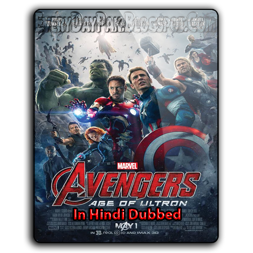 Avengers: Age of Ultron (2015) Full Movie Watch Online