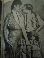 Rodolfo Valentino y Pola Negri