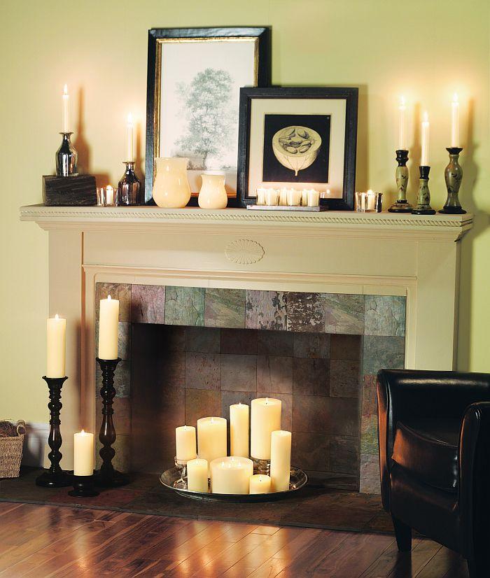 Nook of Wellington Faux Fireplaces