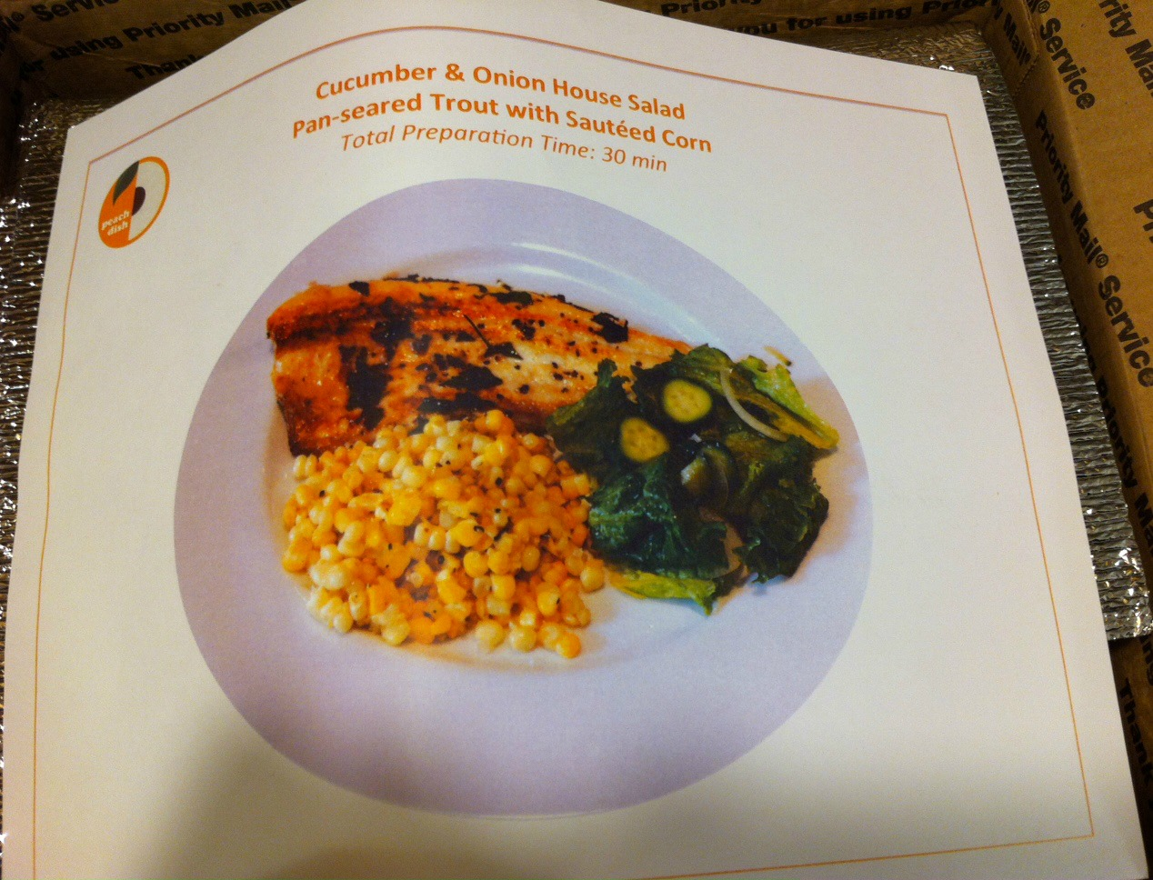 Blue apron vs peachdish