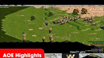 AOE Highlights - Một trận đấu khá đáng tiếc của team GameTV