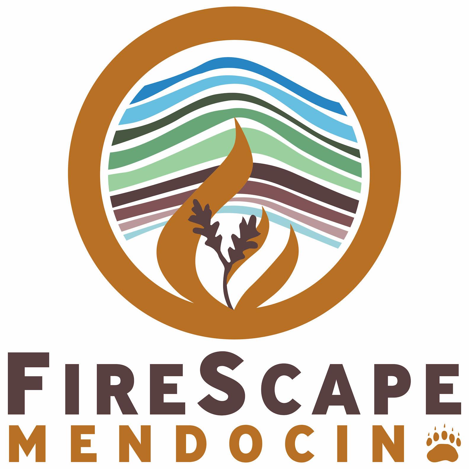FireScape Mendocino Logo