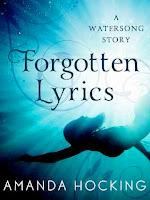 bookcover of FORGOTTEN LYRICS by Amanda Hocking