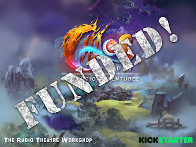 Chaos Reborn Audio Kickstarter Funded