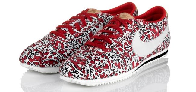 Nike Liberty Print Cortez
