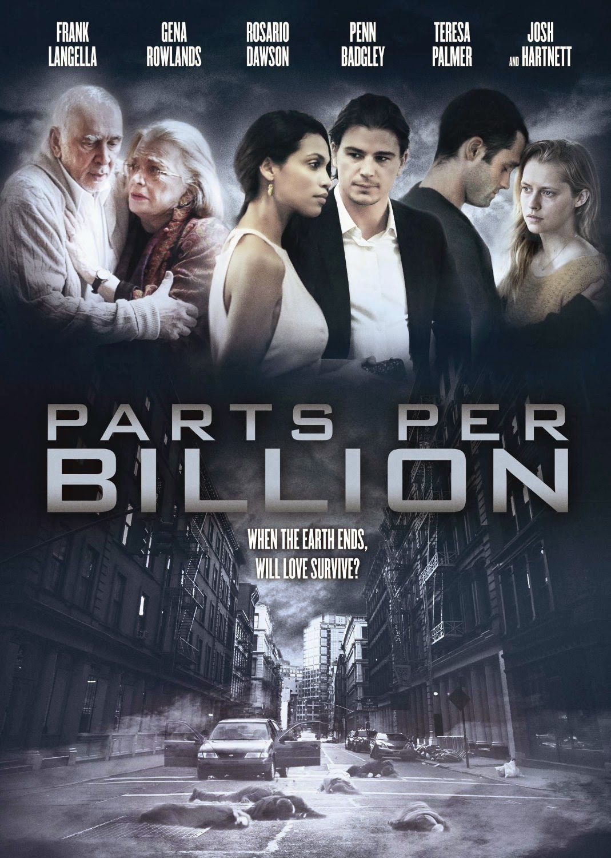 Download Film PARTS PER BILLION (2014)