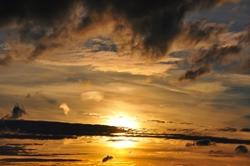 Abendsonne II
