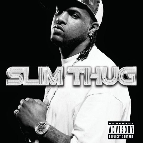 Slim Thug - Hidden Gem - EP Cover