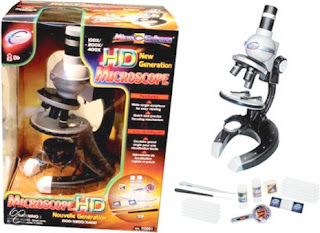 Microscoop voor kinderen