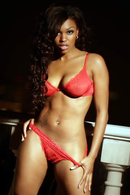 Model Of The Week Sakara Ross She S Sooo On Fire