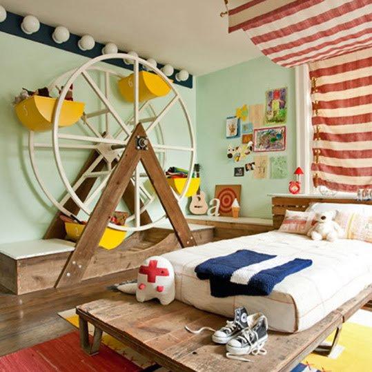 Bijayya Home Interior Design kids room design ideas