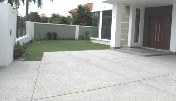 Car Porch Floor Tiles Design | Joy Studio Design Gallery - Best Design