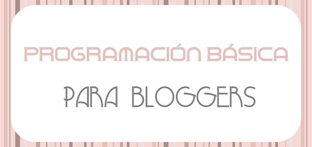 Como crear tablas en HTML para Bloggers