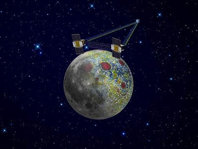 US to study Moon's gravity field