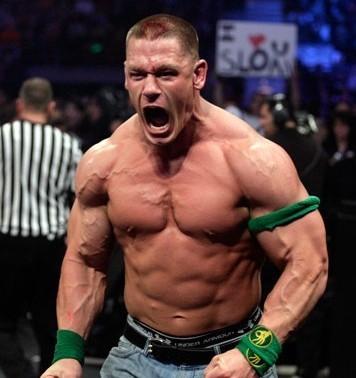 Wwe Super Star John Cena Trend Hairstyle 2014
