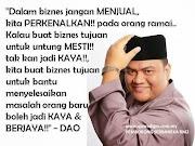 Kata-kata motivasi Dr Azizan Osman