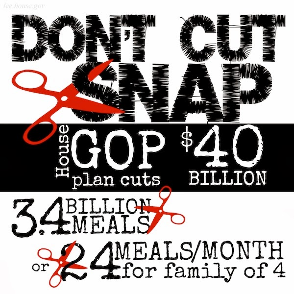 Are Food Stamps Getting Cut