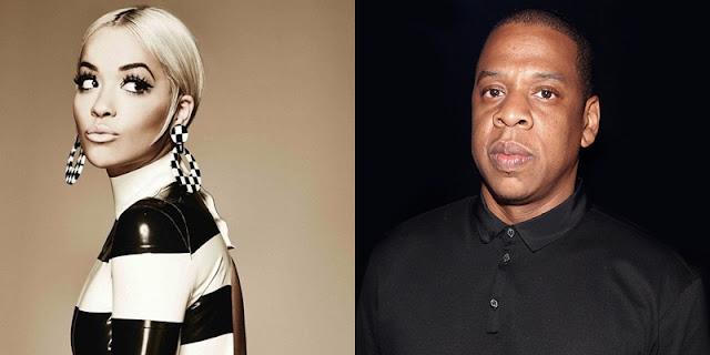 Rita Ora demandó a Jay Z por incumplimiento de contrato