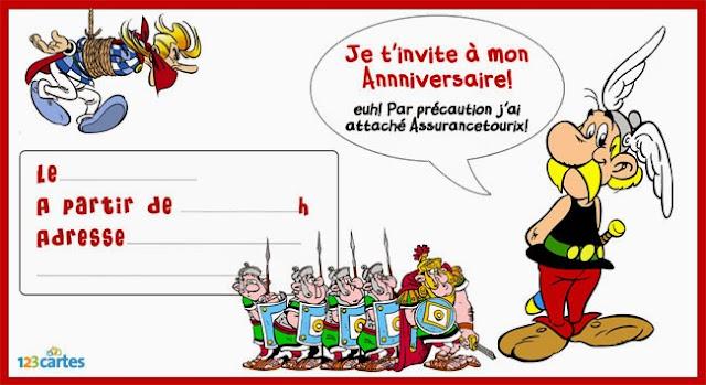 Ndios e cowboys uma festa de anivers rio inspirada no - Asterix gratuit ...