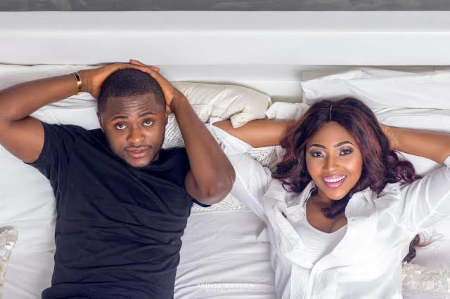 Actress Lillian Esoro Is Preggies - Check Her Out At The Headies Awards (Photos)