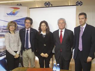 Empresas e instituciones interesadas en la promoción del transporte marítimo de corta distancia