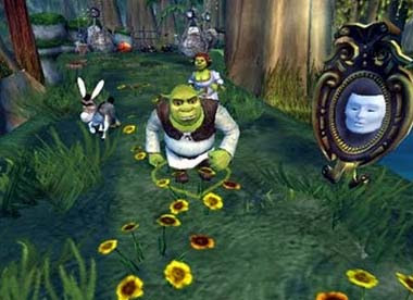 Free Download Games Shrek 2 Full Version For PC